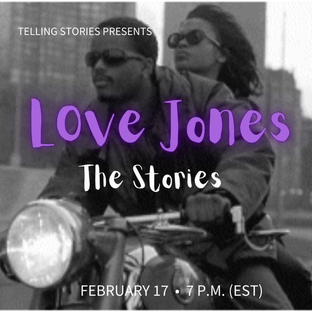 Telling Stories Next Show: It's All About Love